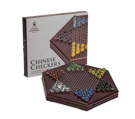 Yellow Mountain Imports Chinese Checkers
