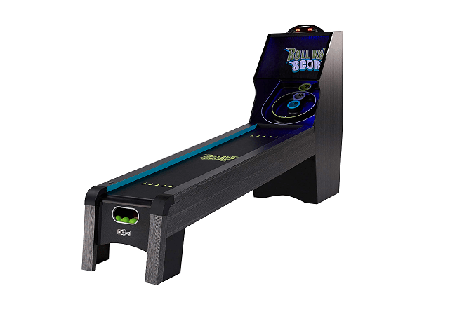 Hall Of Games 9-Foot Roll And Score Electronic Game Table