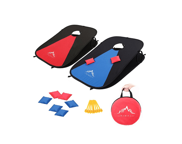 Himal Collapsible Portable Cornhole Boards