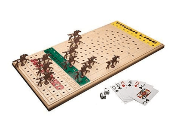 Across The Board Horseracing Game