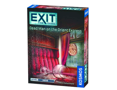 EXIT: The Game - The Dead Man on the Orient Express