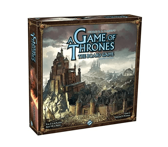 Game of Thrones Board Game (2nd Edition)
