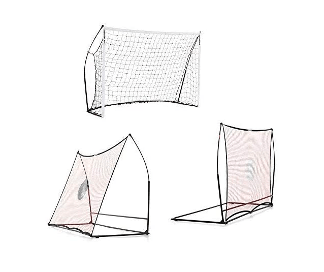 QuickPlay Spot Elite 3-in-1 Portable Soccer Goal