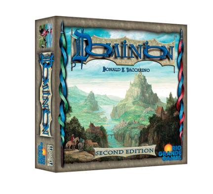Rio Grande Games Dominion 2nd Edition