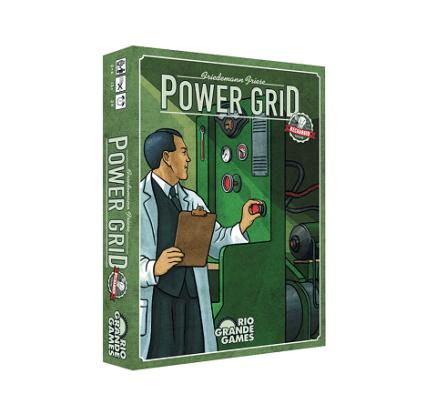 Rio Grande Games: Power Grid