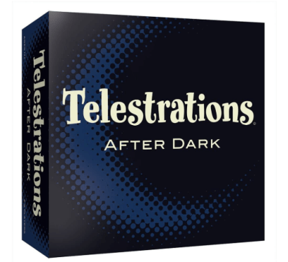 Telestrations After Dark Adult Party Game Adult Board Game