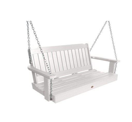 Highwood AD-PORL-2-WHE Lehigh Porch Swing
