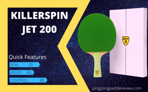 Killerspin Jet 200