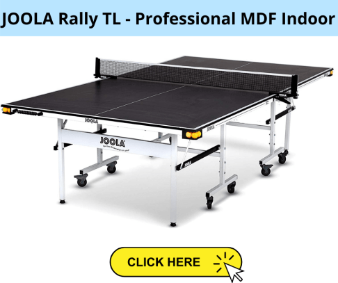 Joola Rally ping pong table