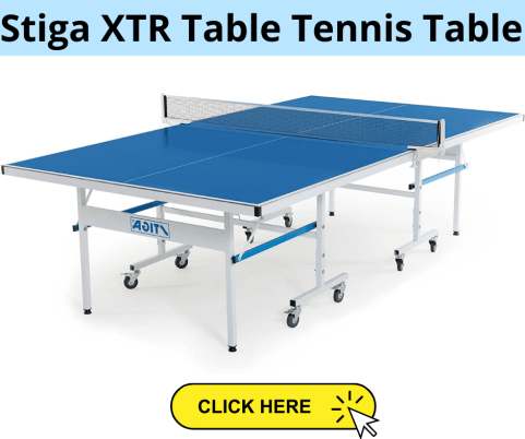 Stiga Xtr Table Tennis Table