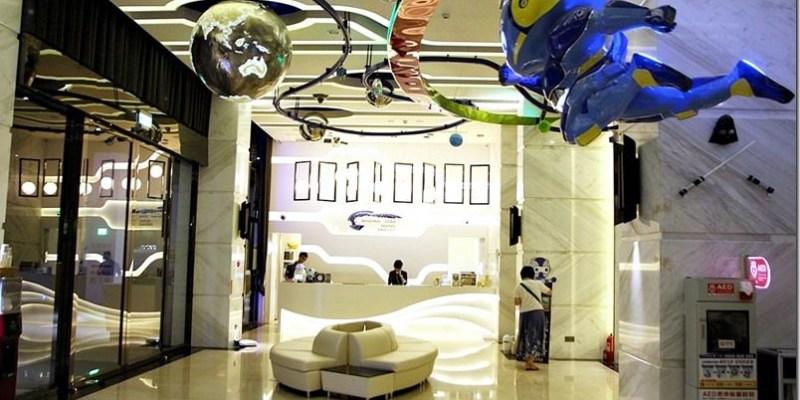 台中住宿|【星動銀河旅站】機器人主題旅館 體驗星際大戰的冒險刺激