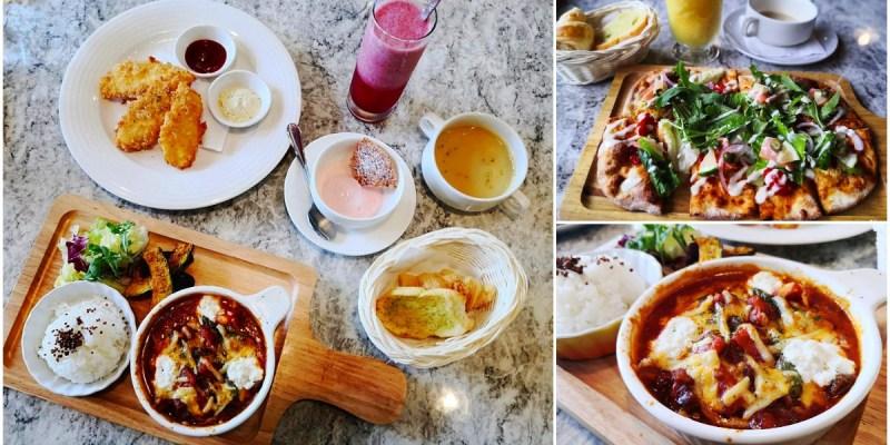 台中Skylark加州風洋食館 台中西屯區美食 商業午餐268起 洋食/牛排/披薩/義大利麵美味滿分
