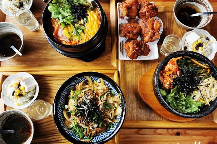 大盛居日韓食堂 嘉義美食 高CP值百元日韓料理 大份量價格親民的平民美食