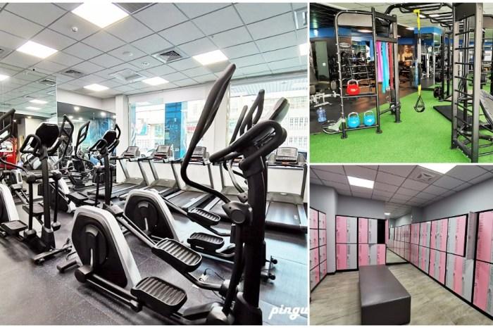 亞樂健身Alive Gym|彰化健身房推薦 專業教練群/健身諮詢/熱門運動器材 寬敞舒適健身空間