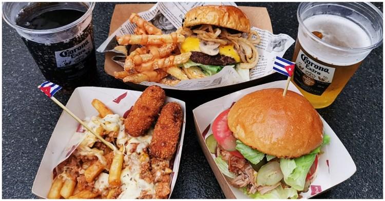 2020府城漢堡節|呷堡沒?大口吃漢堡 飲料/酒精飲品無限暢飲