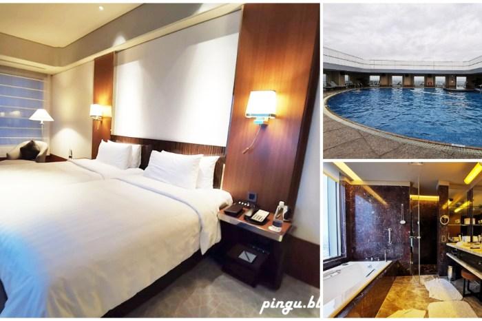 台北住宿 Shangri-La Taipei 香格里拉台北遠東國際大飯店 豪華閣貴賓廊全天供應點心