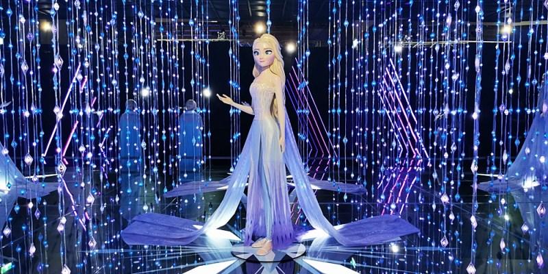 2021台北展覽|冰雪奇緣夢幻特展 迪士尼冰雪奇緣Frozen巨作特展 (2020/12/19~2021/03/01)
