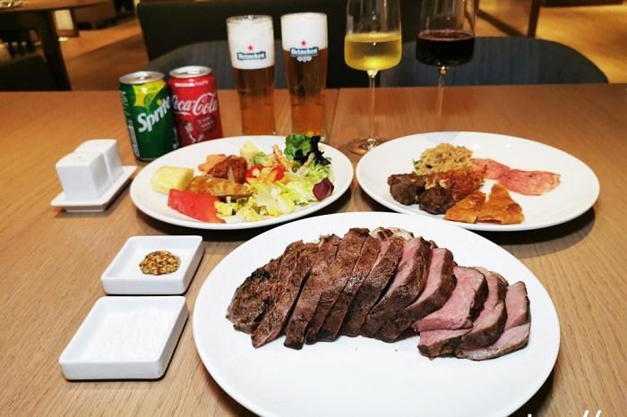 台北吃到飽|戰斧牛排吃到飽 台北中山希爾頓逸林酒店 Alley麗餐廳 無肉不歡微醺午晚餐