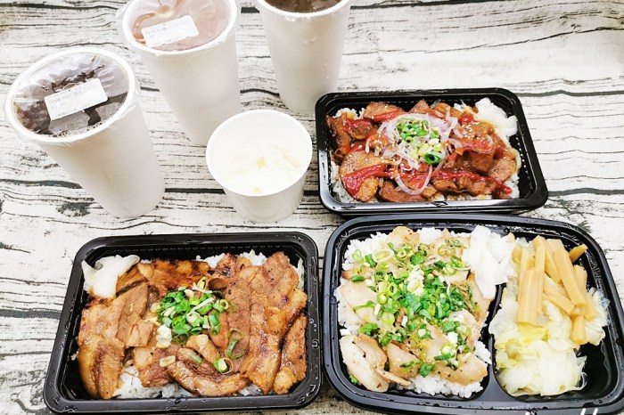 員林美食 パクパク扒穀扒穀燒肉丼飯 日本原味的十勝燒肉丼 銅板價外帶燒肉丼