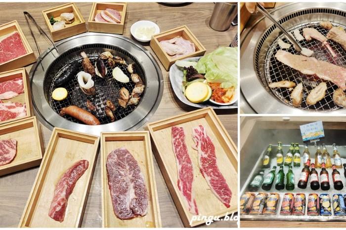 員林燒肉|本格和牛燒肉放題 honkakuwagyu 和牛燒肉吃到飽538起 129元啤酒暢飲