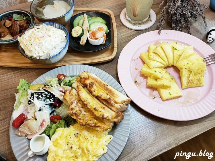 阿飛Brunch 台中東區美食推薦 自然森林系早午餐 Google高達4.7顆星評價