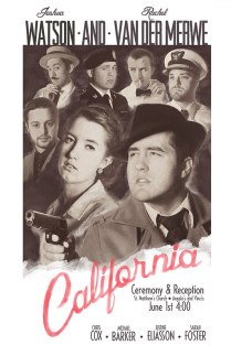 Leur version de l'affiche «Casablanca» devenue «California»