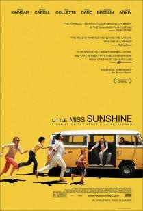 L'affiche originale du film «Little Miss Sunshine»