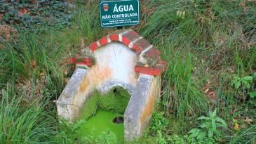 Fonte Ponte Nova à Direita