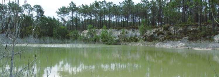 Lagoa da Saibreira