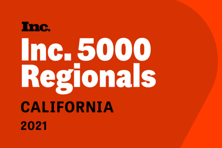 Pinhero Construction Recognized on Inc. 5000 Regionals List: California 2021