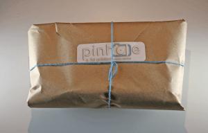 wrapped Pinhole Printed camera