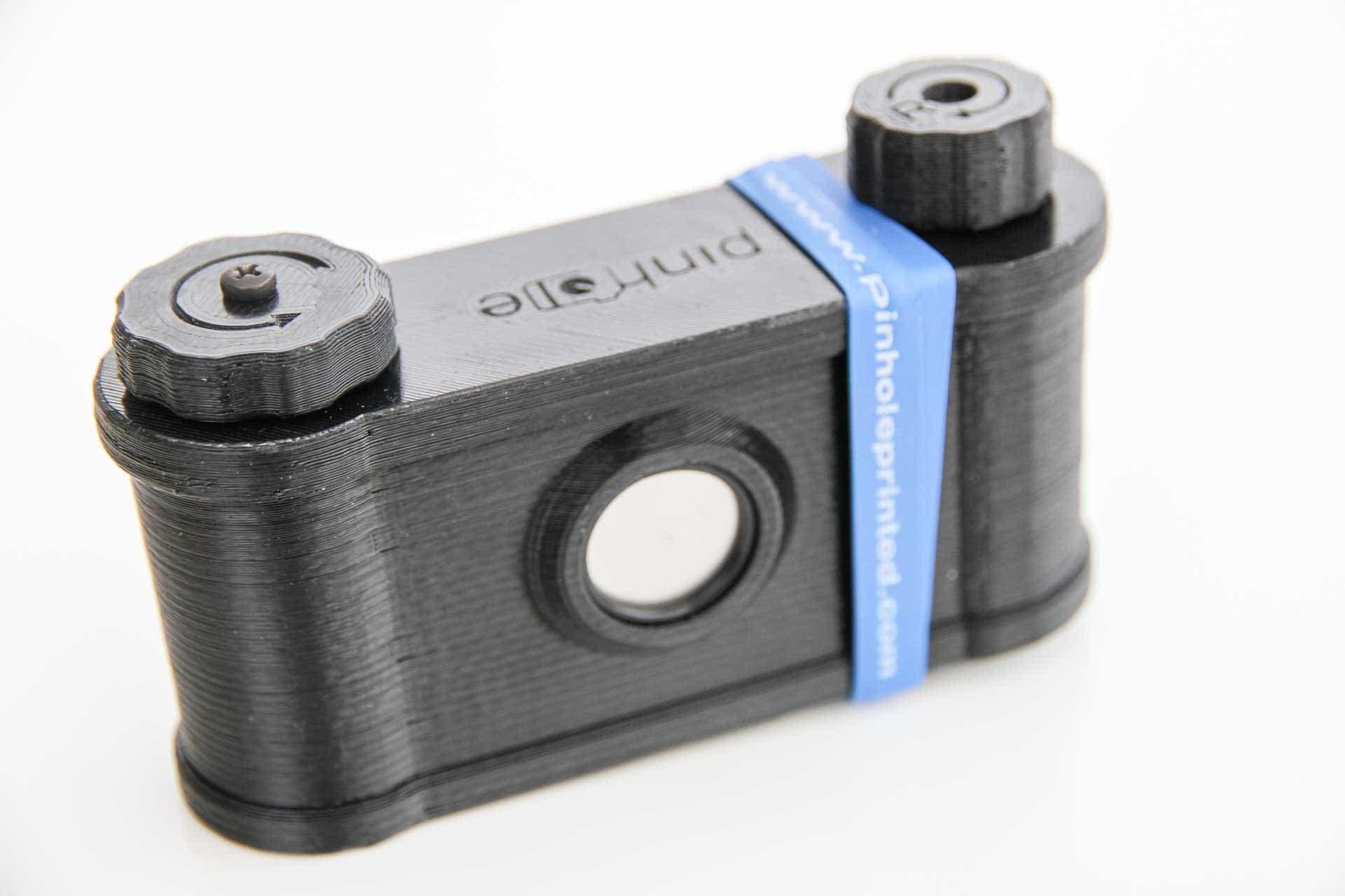 how to make a pinhole camera easy