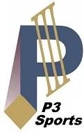 Logo P3 Sports only smaller website