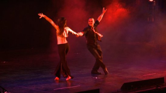 Hany and Natalie our show