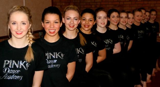 Pink Academy 1