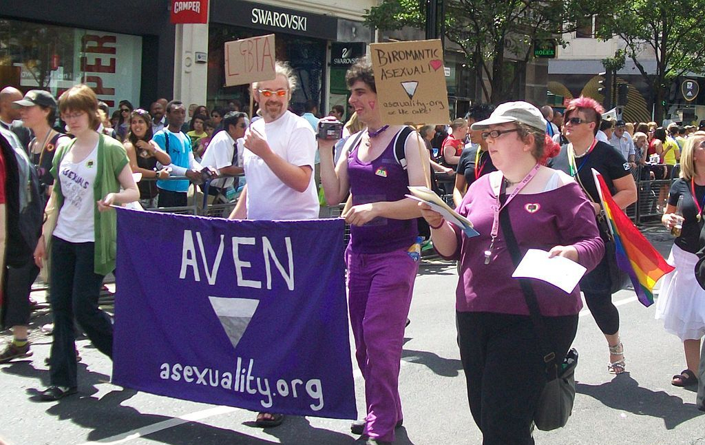 asexuality march pride ace week