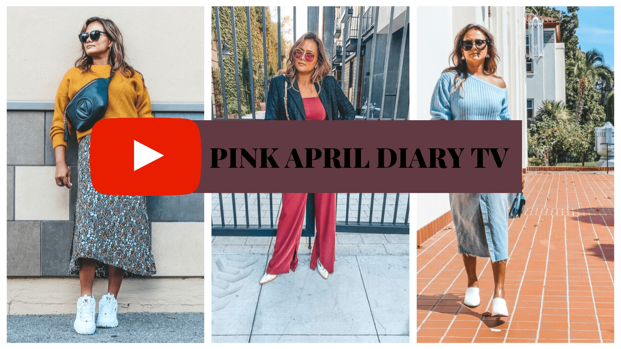 FALL OUTFITS - MY FIRST LOOK BOOK