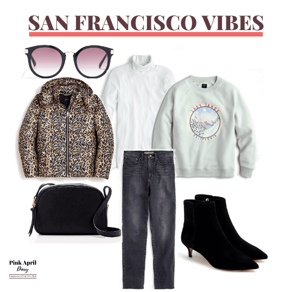 SAN FRANCISCO VIVES - My Styles From Jcrew
