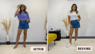 Look Chic In Shorts - Quick & Easy Style Tips