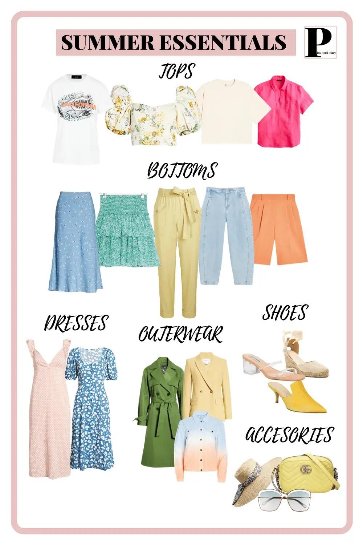 20 Summer Essential Every Women Needs In Her Closet
