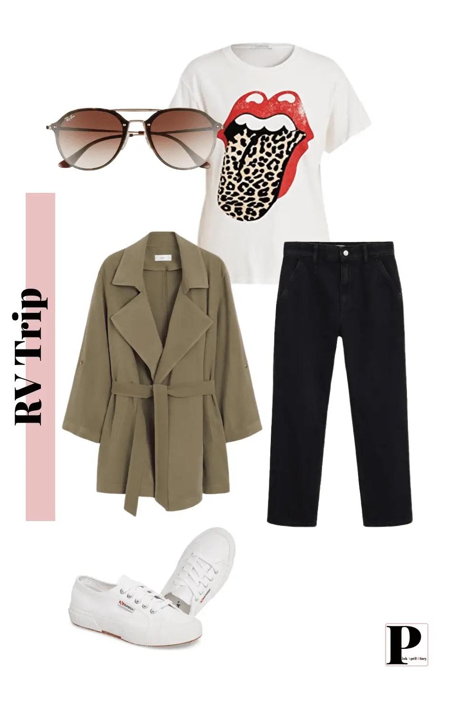 Weekend Getaway - RV - Outfit 3