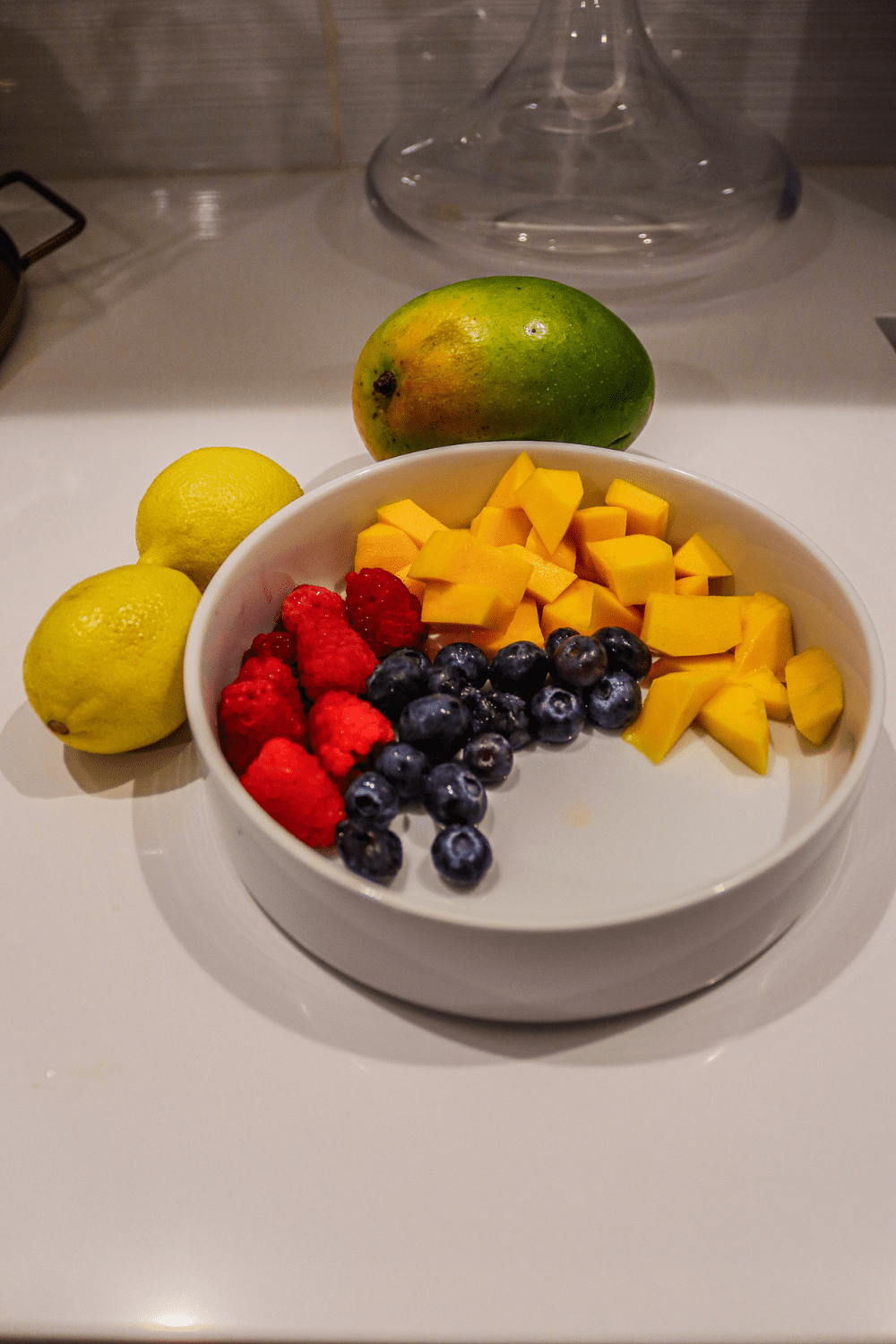 Easy Mango Sangria Recipe Low Sugar - pic 3