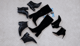 4 Best Black Boot Styles For Women - & What's Not Worth It - header image