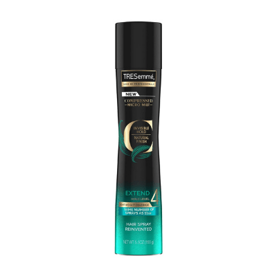 TRESemme Compressed Extend Hairspray Hold Level 4
