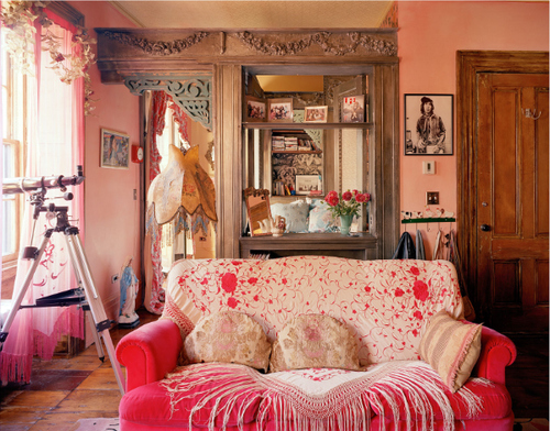 Girly Decor Pinkbeetle