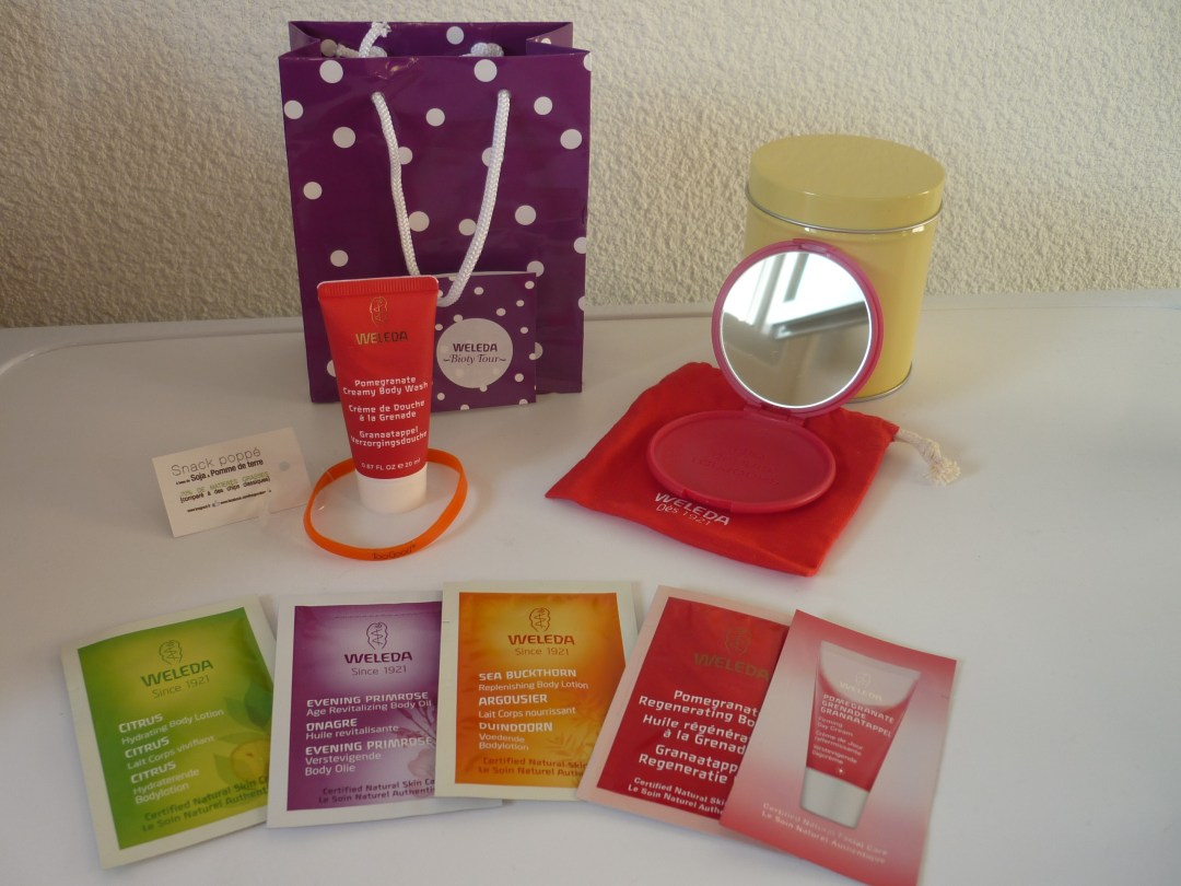 Goodies Weleda