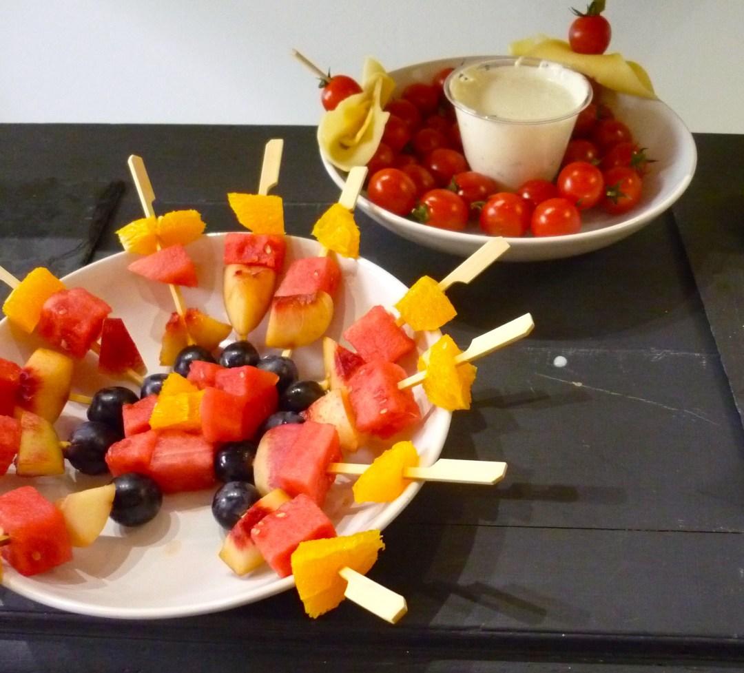 Coffret du Gourmet fruits frais