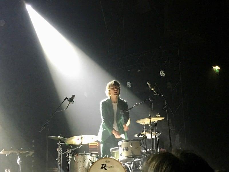 Puggy live février 2017 Ziggy