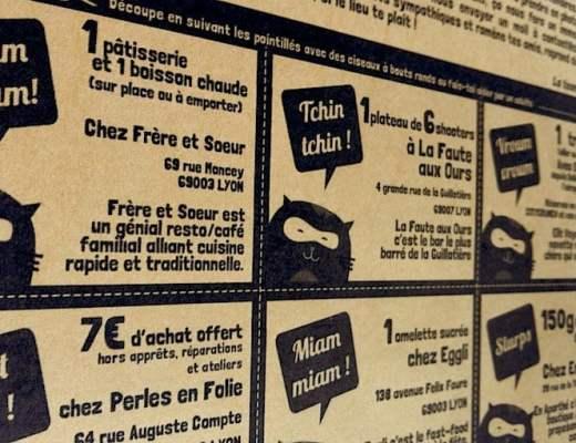 J'ai testé la pochette timbrée Lyon City Crunch #5