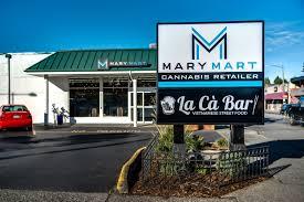 mary mart outside
